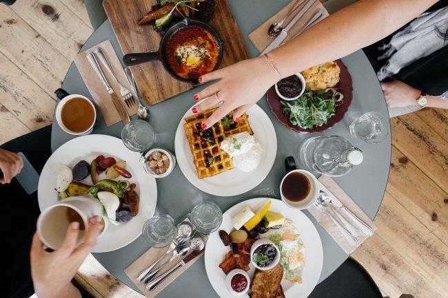 restaurant activities
