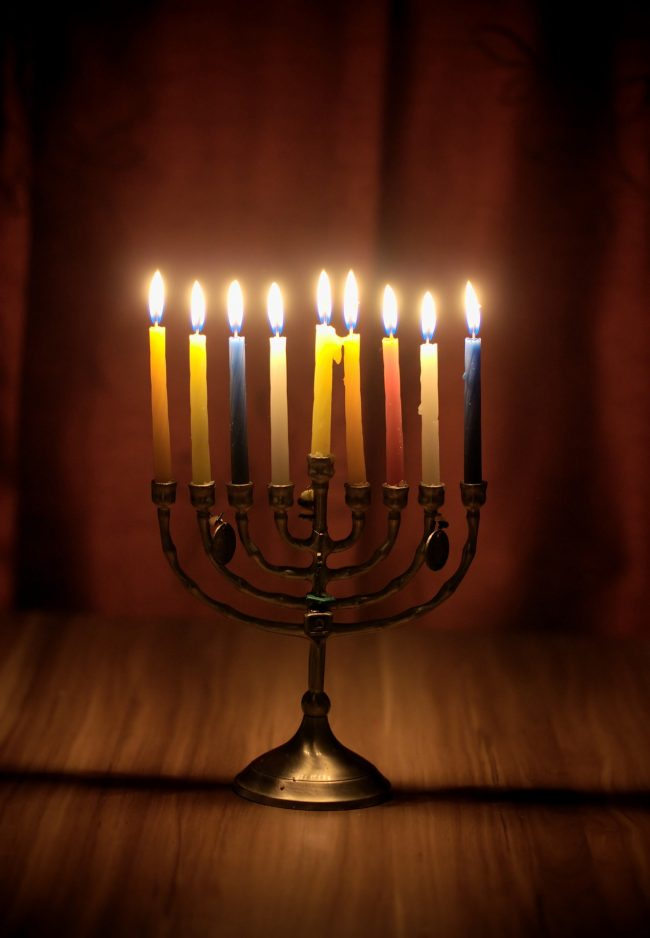 Hanukkah word searches